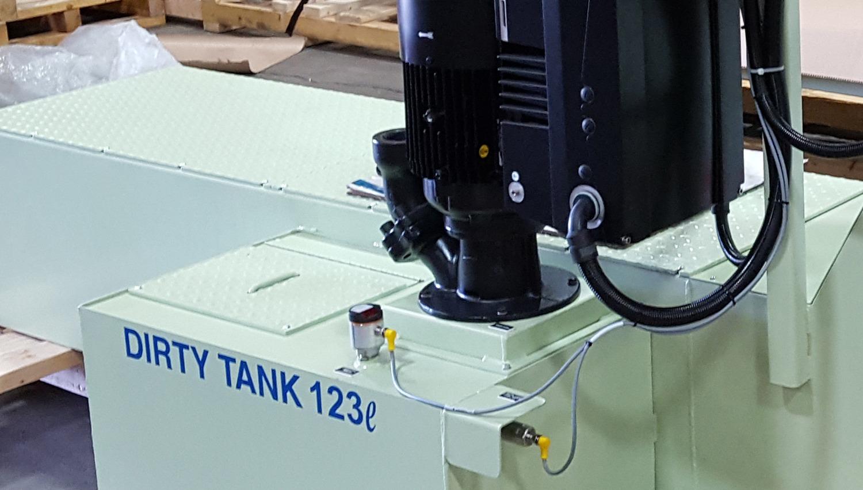 Coolant Transfer Pump