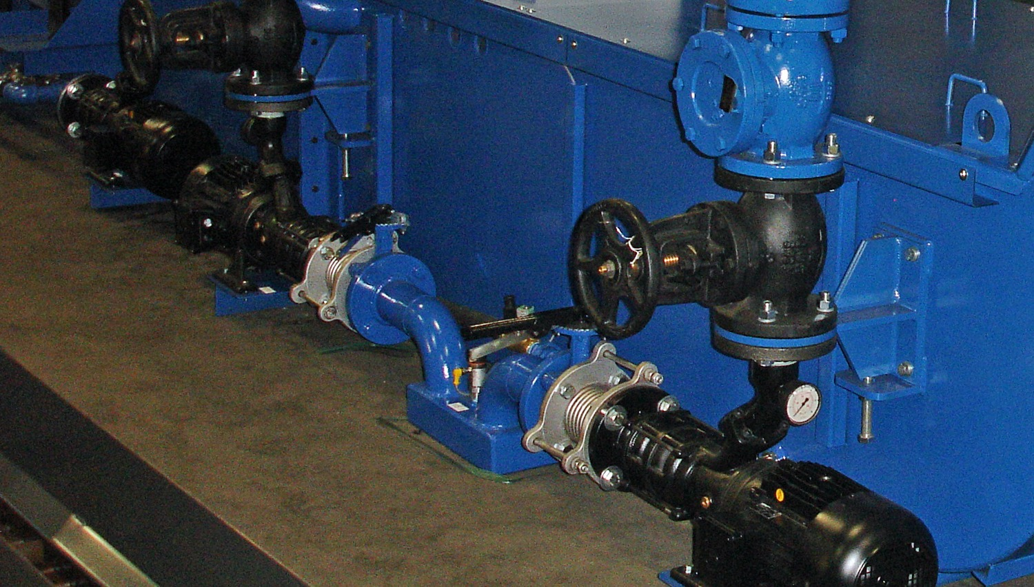 Machine Coolant Supply Pumps