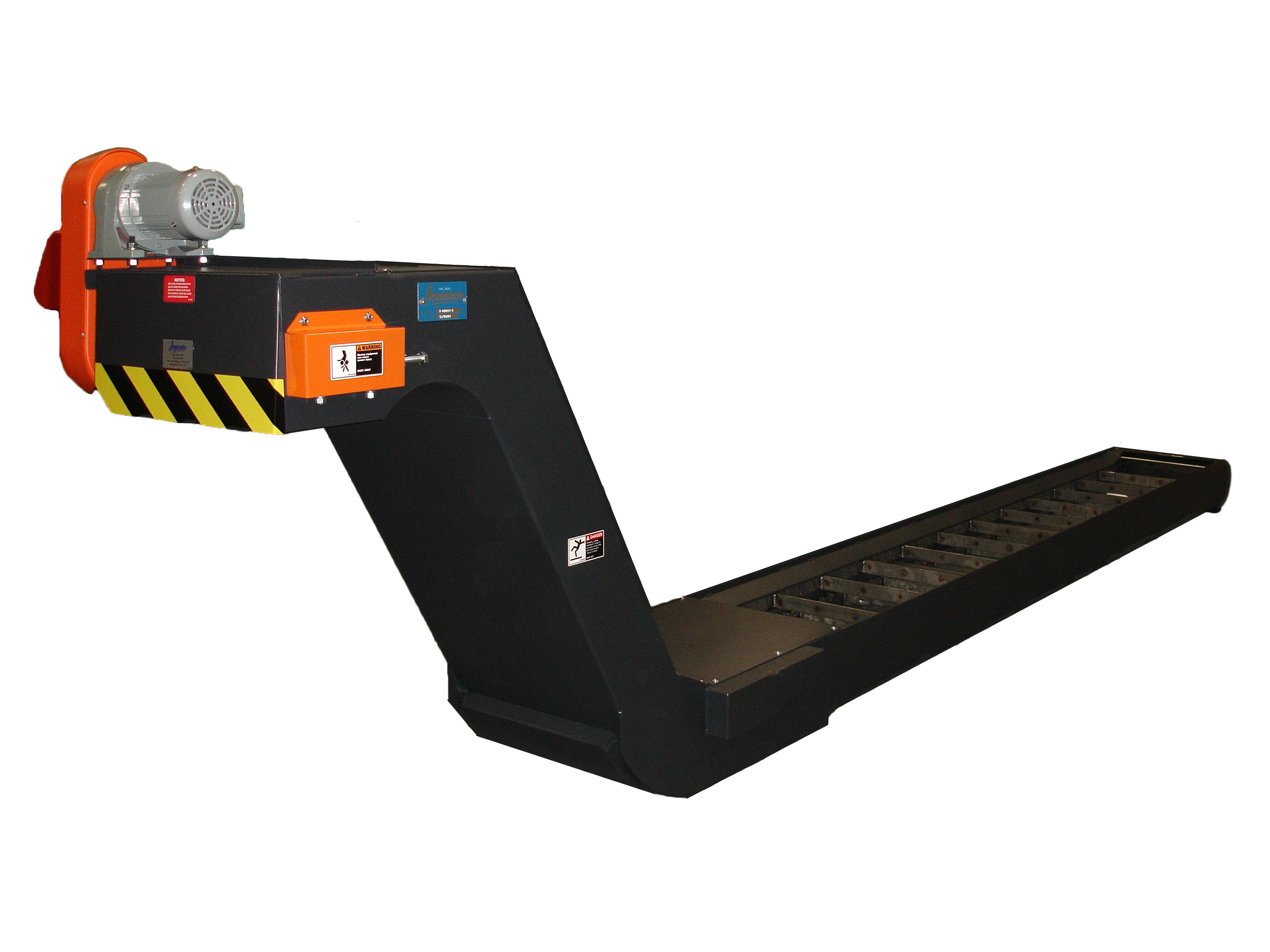 Magnetic Drag Flight Conveyor
