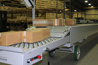 Material handling needs are met with Jorgensen chip conveyors.
