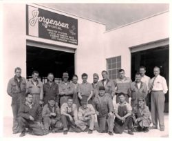 Original Jorgensen Conveyors Plant 1950