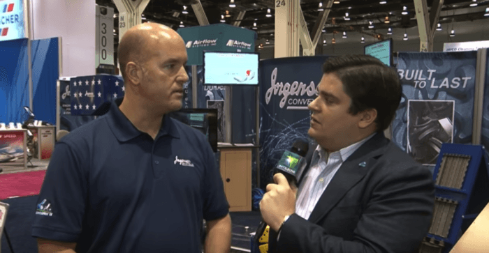 Jorgensen Conveyors Interview at IMTS