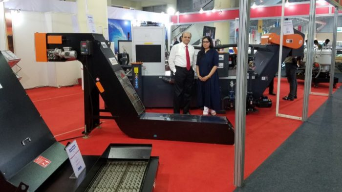 Sovereign Tech exhibits at IMTEX