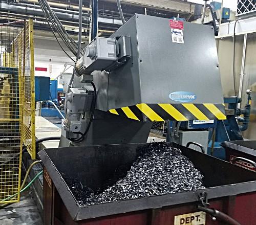 Jorgensen Coolant Filtration Conveuor