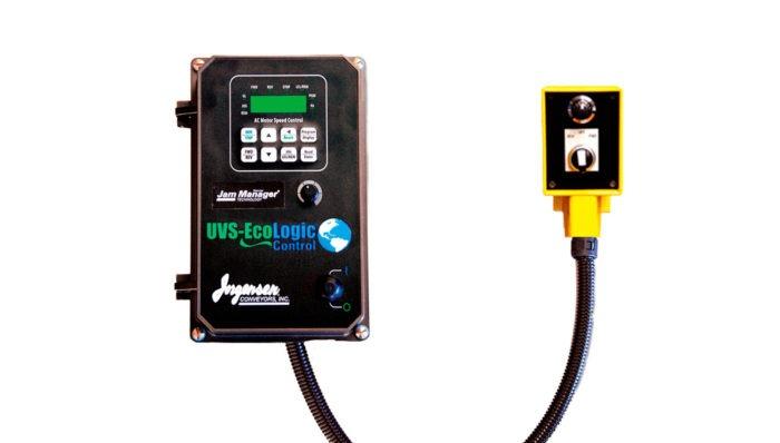 UVS Ecologic Conveyor control offers many features.