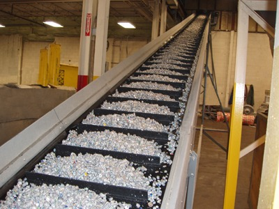 Conveyor for Bulk Material Handling