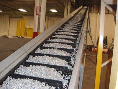 Conveyor for Bulk Material Handling
