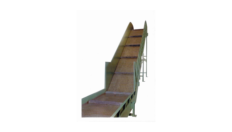 "Hinged Belt Conveyor 9"" Pitch"