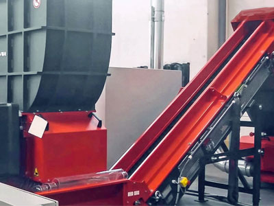 Metal Chip Processing -Jorgensen Conveyors
