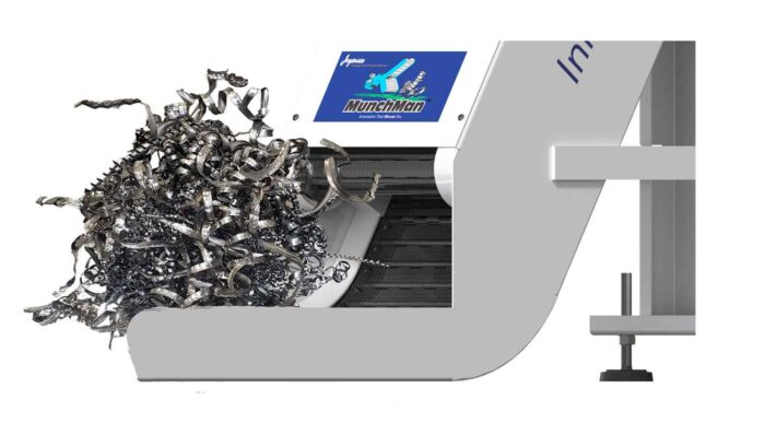 Twin Belt Chip Conveyor - MunchMan - Jorgensen