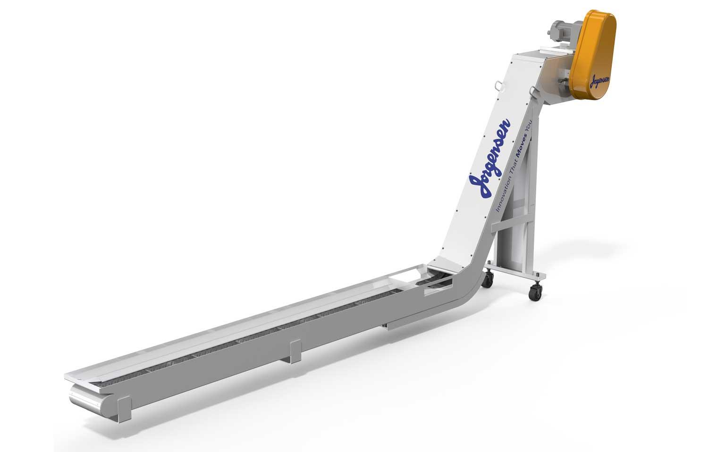 MagDrag Magnetic chip drag conveyor